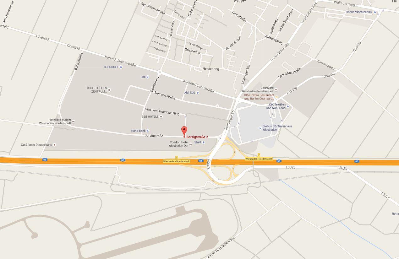 Wiesbaden Karte.Esn European Sportscare Network
